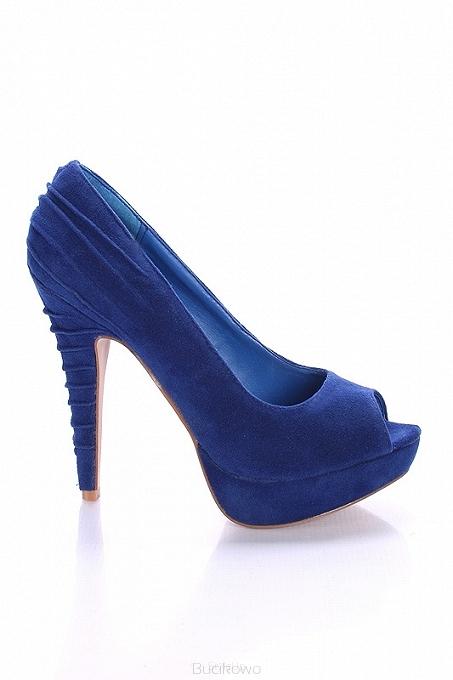 022b541f Turkusowe czółenka nydia39 - Bucikowo - Mode obuwie damskie